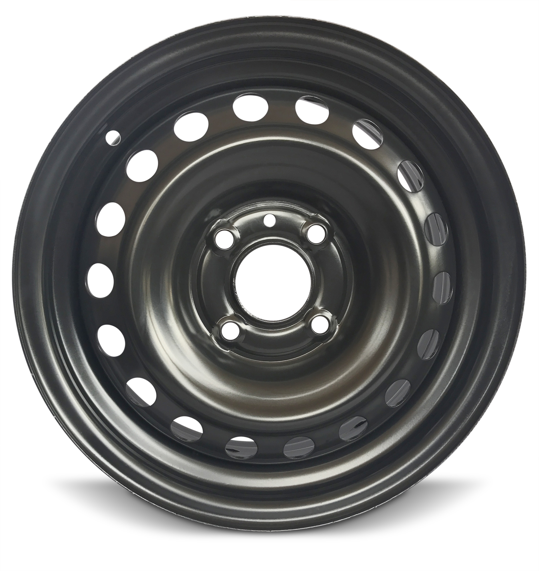 15x6.5 Nissan Sentra Steel Wheel / Rim - Road Ready Wheels